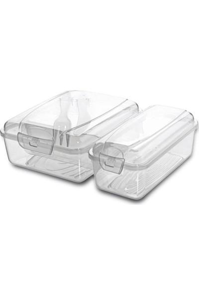 Titiz Takeaway Beslenme Kabı Set
