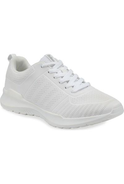 Kinetix Odan Pu M Beyaz Erkek Sneaker