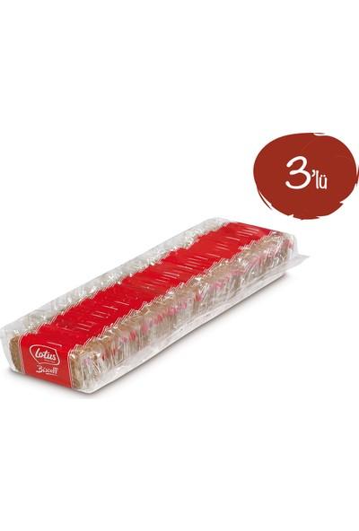 Lotus Biscoff Karamelize Bisküvi 312,5 gr - 3 Paket