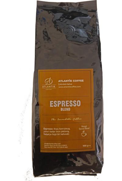 Atlantik Coffee Espresso Blend Çekirdek Kahve 1 kg