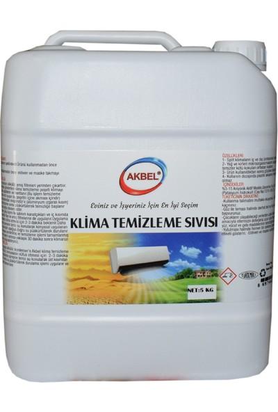 Akbel Klima Temizleme Sıvısı 5 kg