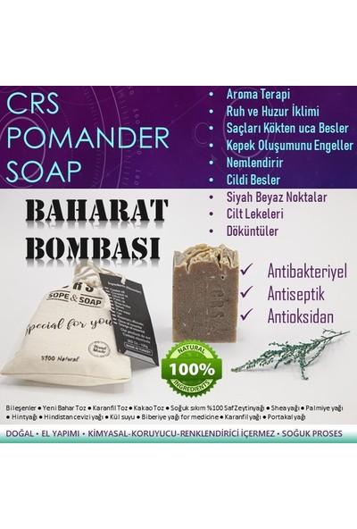 Crs Baharatlı Doğal Sabun