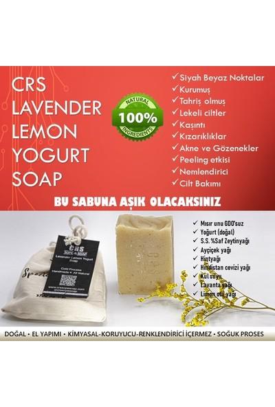 Crs Lavanta Limon ve Yoğurtlu Doğal Sabun