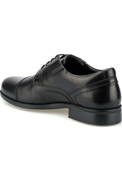 Polaris 5 Nokta 102008.M Siyah Erkek Basic Comfort Ayakkabı