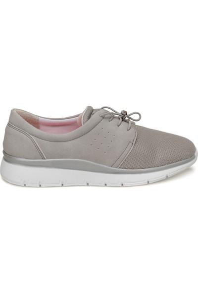 Travel Soft Trv1604.Z Gri Kadın Comfort Ayakkabı