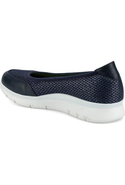 Travel Soft Trv1605.Z Lacivert Kadın Ayakkabı