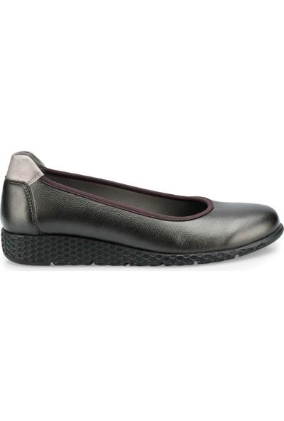 Travel Soft Trv1606.Z Siyah Kadın Ayakkabı