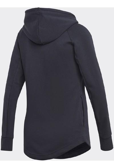 Adidas W Sıd Oh Gri Kadın Sweatshirt