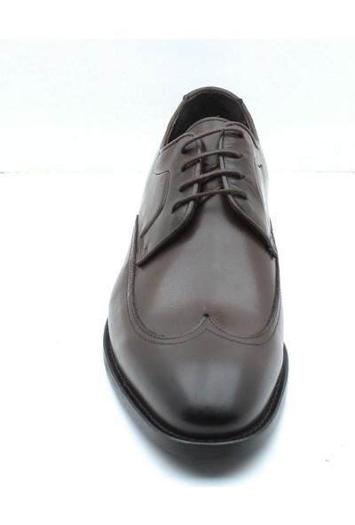 Dufy Bağcıklı Klasik Erkek Deri Ayakkabı 40