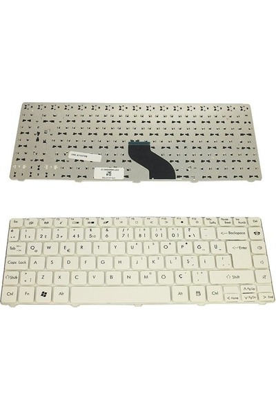 Tochi Acer NSK-AT00T Acer Aspire 4820TG Notebook Tuş Takımı