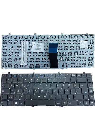 Tochi Clevo W84 Clevo W840T Notebook Tuş Takımı