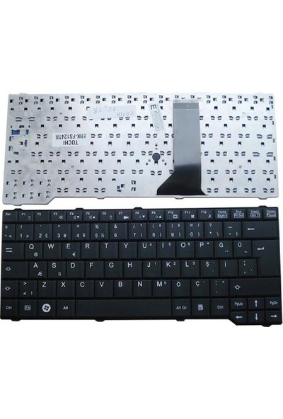 Tochi Fujitsu Siemens NSK-F3G0G NSK-F3G0E Notebook Tuş Takımı