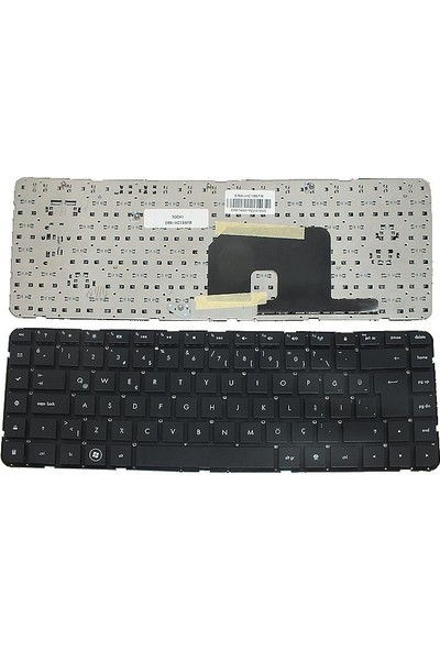 Tochi HP PAVİLİON DV6z-3000 HP Pavilion DV6Z Notebook Tuş Takımı
