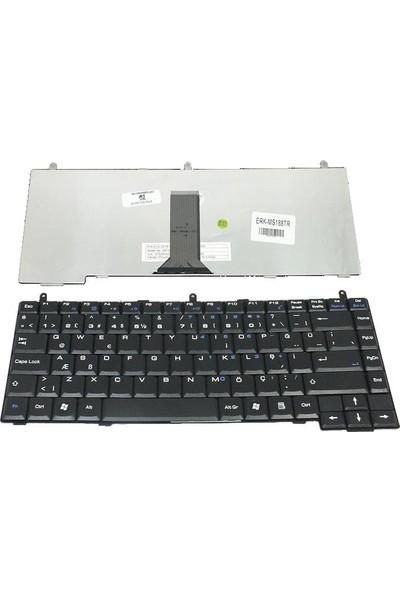 Tochi MSI MegaBook M645 LG K2 Notebook Tuş Takımı