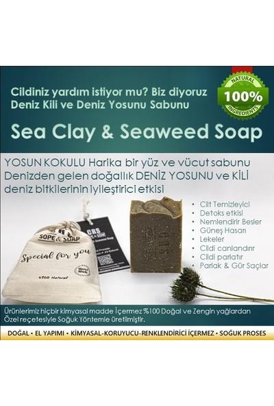 Crs Deniz Yosunlu Doğal Sabun