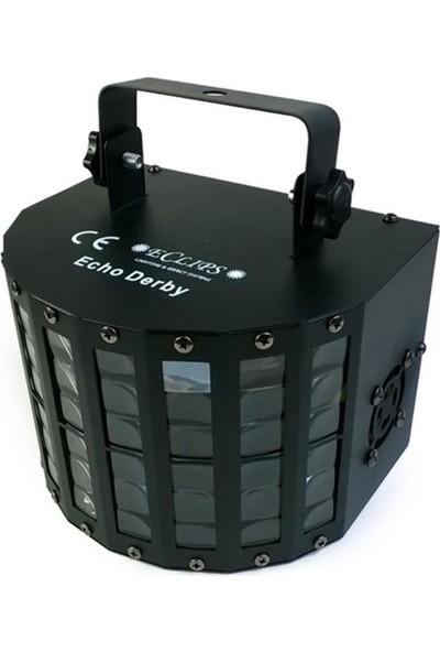 Eclips Echo 9 x 3 Watt Derby Efekt Işık Sistemi
