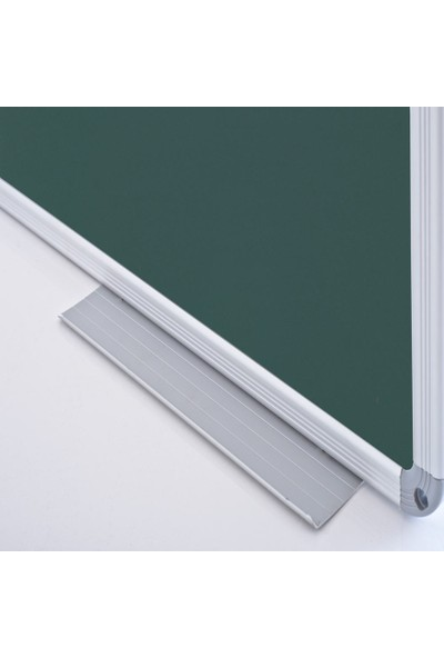 Chalky Manyetik Kara Tahta Tebeşir Yazı Tahtası 100 x 150 cm Yeşil