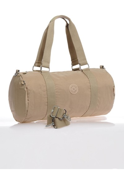 Smart Bags Smb1245-0015 Vizon Kadın Spor Çantası