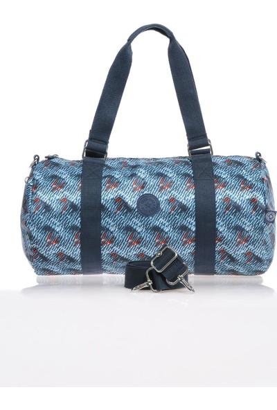 Smart Bags Smb1245-0095 Renkli Kadın Spor Çantası