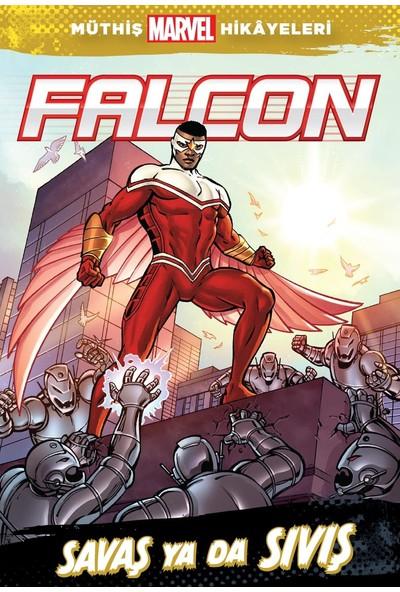Marvel - Falcon Savaş Ya Da Sıvış - Chris Doc Wyatt