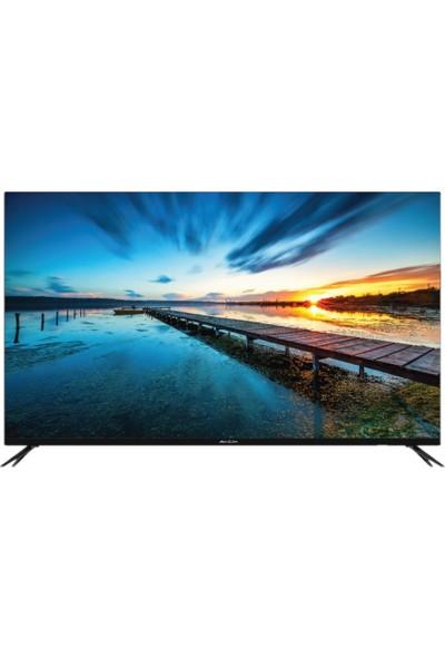 """Awox U5100 50"""" 127 Ekran Uydu Alıcılı 4K Smart D-LED TV"""