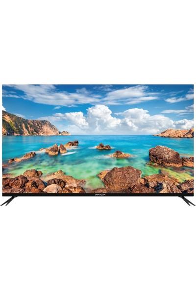 """Awox B205500S 55"""" 139 Ekran Uydu Alıcılı 4K Smart LED TV"""