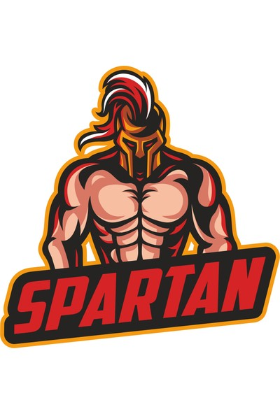 Sticker Fabrikası Spartan Roma Kolezyon Sticker 00007