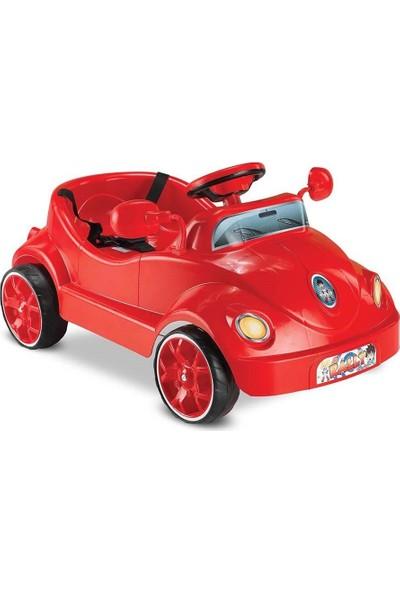 BabyHope 406 Rally Pedallı Araba