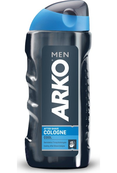 Arko Men Erkek Bakım Seti - Tıraş Jeli 200 ml Tıraş Bıçağı 3 Adet Tıraş Kolonyası 250 ml ve Duş Sabunu 600 gr