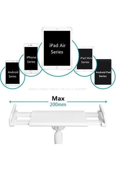 Wlue Flexible Masaüstü Tablet ve Telefon Tutucu