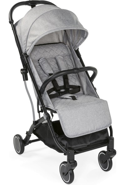 Chicco Trolley Me Bebek Arabası Ligth Grey