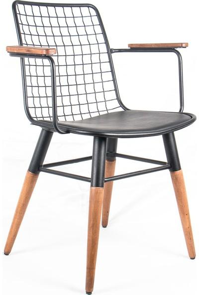 Sandalye Online Ahşap Tel Sandalye