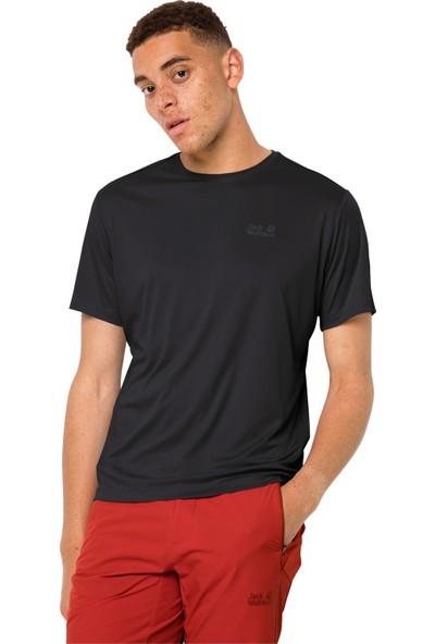 Jack Wolfskin Tech Spor Erkek T-Shirt