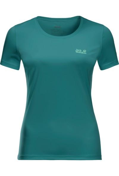 Jack Wolfskin Tech Spor Kadın T-Shirt