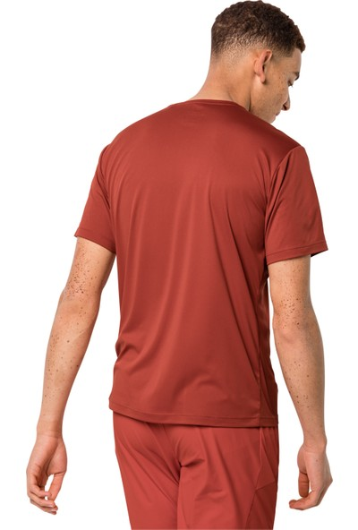 Jack Wolfskin Peak graphic Erkek T-Shirt