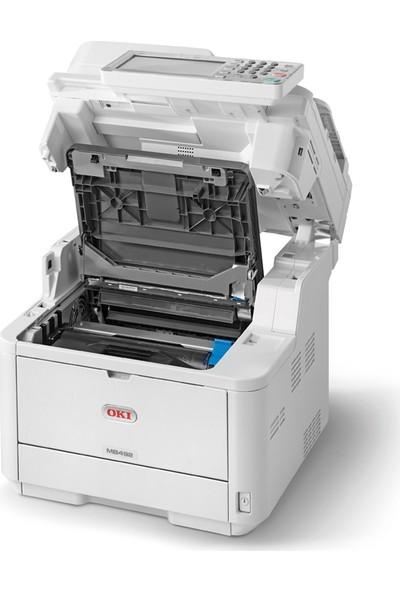 Okı Mb492Dn Faxlı Çok Fonksiyonlu Laser Yazıcı (A4) 45762112