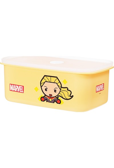 Miniso Marvel Yiyecek Kutusu (Captain Marvel)