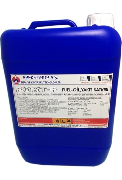 Apeks Fuel Oil Yakıt Katkısı Fort F 5 kg