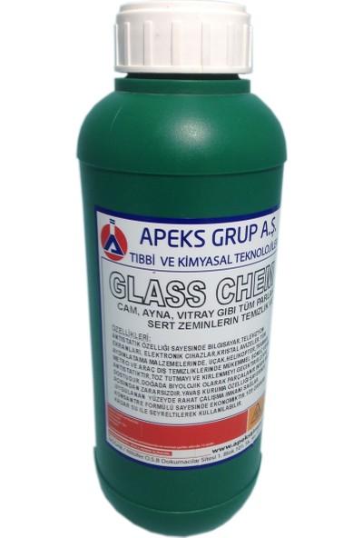 Apeks Cam ve Parlak Yüzey Temizleyici Glass Chem Konsantre 1 kg