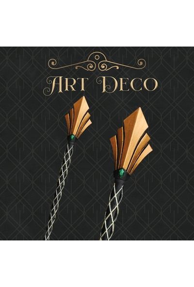 Büyücü Sokağı Art Deco Asa Harry Potter Hogwarts Özel Tasarım