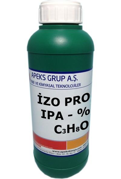 Apeks İzo Propil Alkol Ipa %99.8 C3H8O 1 lt