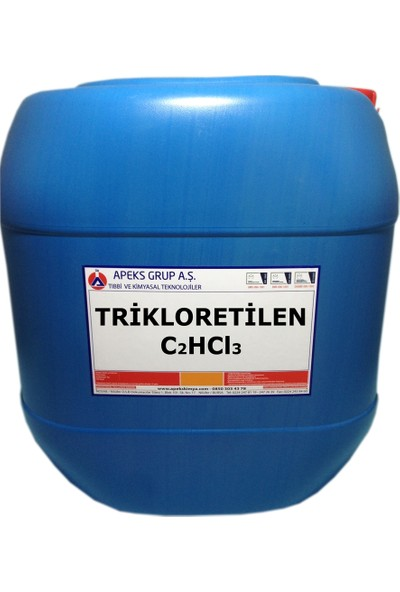 Apeks Trikloretilen C2Hcl3 30 kg