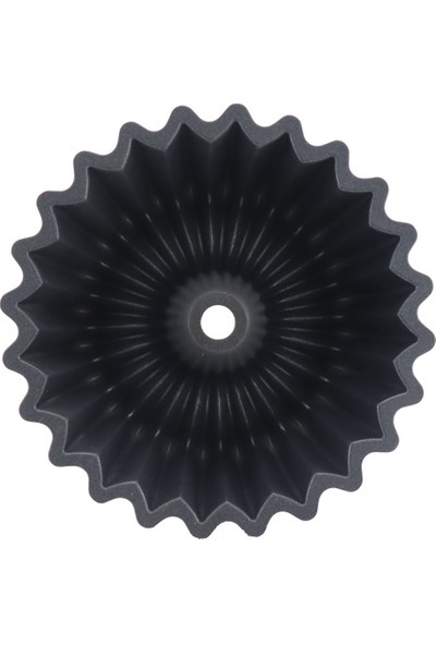 Amboss BAR-6084 Barnite Döküm Kek Kalıbı 24 cm Siyah