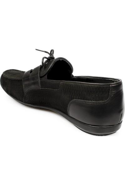 Fosco 9032 Trend Siyah Erkek Ayakkabı
