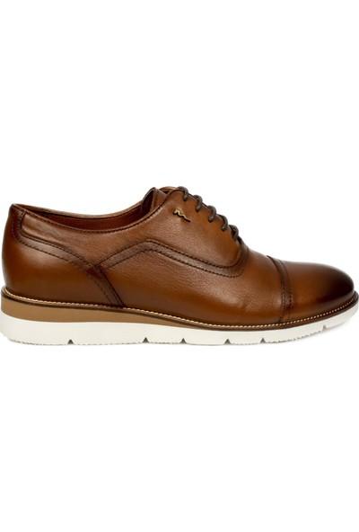 Marcomen 08622 Hakiki Deri Casual Taba Erkek Ayakkabı
