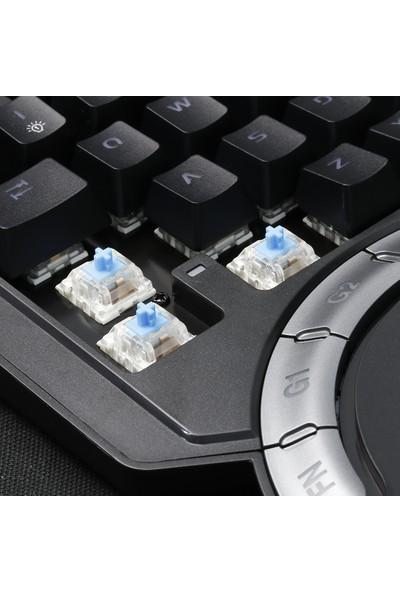 Rush Haymaker RK95 RGB Mekanik Keypad