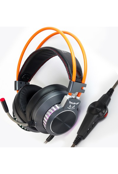 Rush Magic RHX52 USB 7.1 Surround RGB Kulaklık
