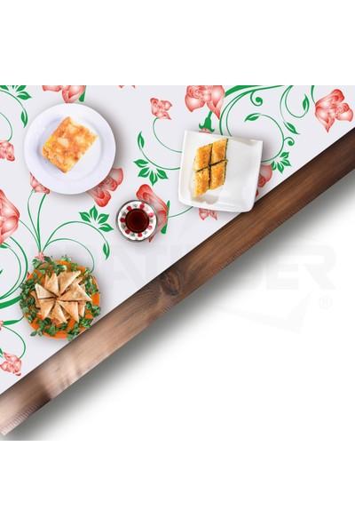Pratikser Tek Kullanımlık Masa Örtüsü - 100 x 80 cm - Rulo