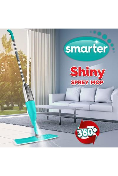 Smarter Shiny Sprey Mop + Yedek Mop