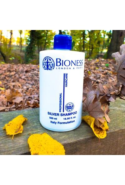 Bioness Anti Sarı Silver Şampuan 500 ml